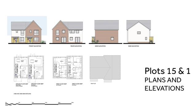 PA 20 06 PLOTS 15 And16 PLANS AND ELEVATIONS