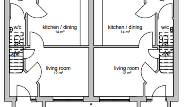 Cockfield Floor Plan 1